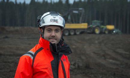 MARKARBETEN ÅT ENERGIJÄTTE I ÖREBRO